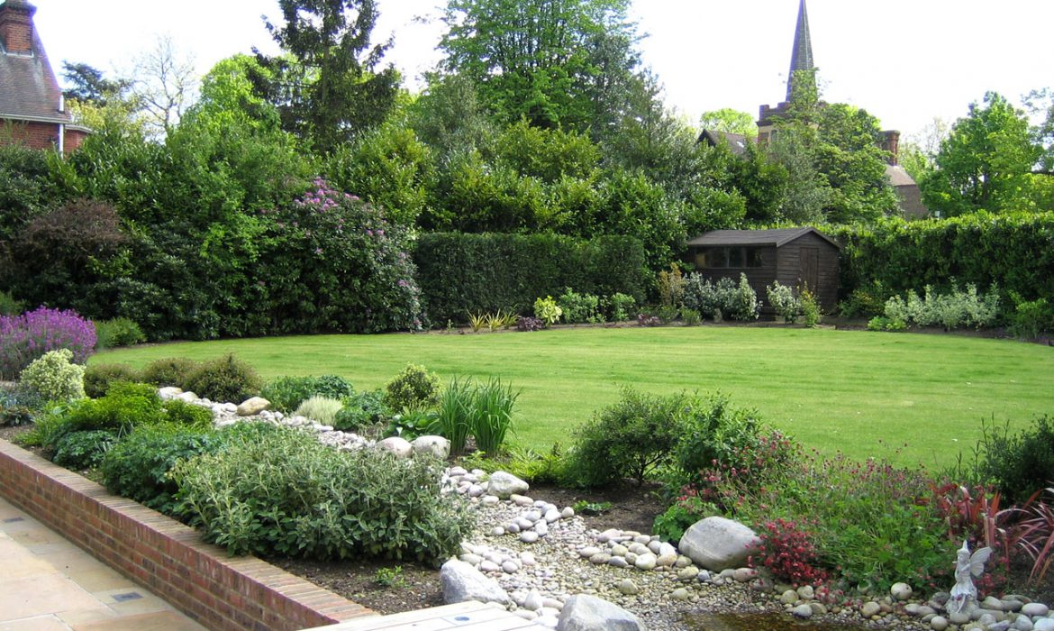 garden design open spaces landscape tree consultants essex - Garden Design Essex